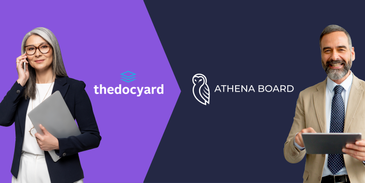 featured image thumbnail for post thedocyard acquires Athena Board